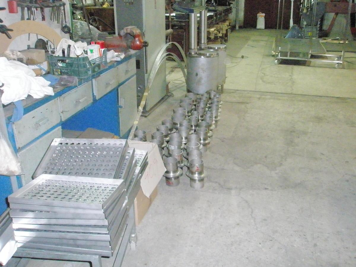 GORDA stainless - chemický průmysl