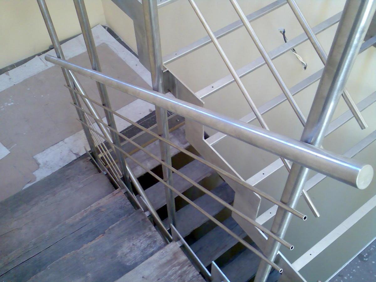 GORDA stainless - stavební průmysl